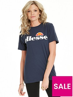 ellesse-heritage-albany-t-shirt-navynbsp