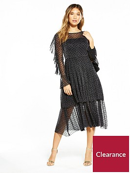 v-by-very-polka-dot-mesh-frill-dress