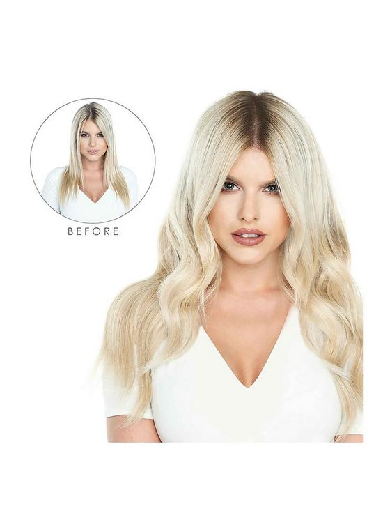 Beauty Works Clip In Weft Hair Extensions 18 Inch Very