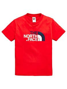 the-north-face-the-north-face-youth-short-sleeve-easy-tee