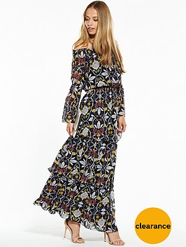 v-by-very-printed-tiered-maxi-dress
