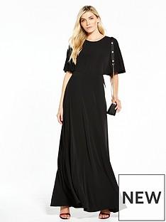 v-by-very-itynbspkimono-sleeve-maxi-dress