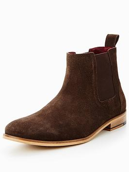 unsung-hero-lore-suede-chelsea-boot