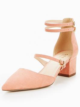 Office Mae Block Heel Sandal
