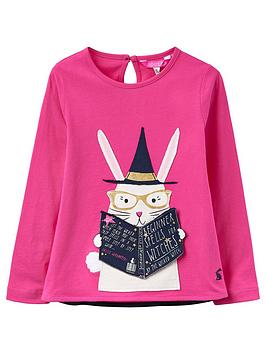 joules-girls-chomp-novelty-applique-t-shirt