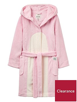 joules-girls-tweetie-character-dressing-gown