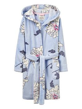 joules-girls-nutkin-blue-printed-dressing-gowns