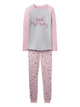 joules-girls-sleepwell-star-pyjamas