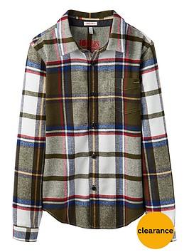 joules-boys-hamish-everglade-tatan-brushed-cotton-shirt