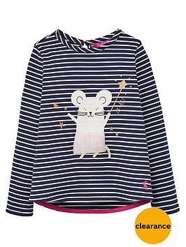joules-girls-ava-mouse-applique-t-shirt