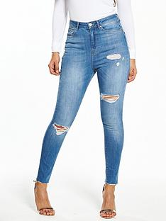 v-by-very-ella-high-waist-ripped-skinny-jean-light-wash