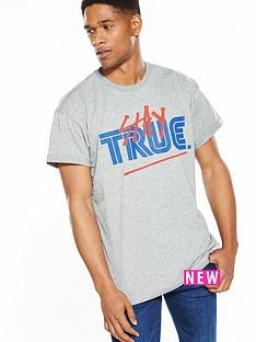 river-island-stay-true-printed-tshirt