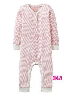 joules-baby-girls-pippin-rose-pink-waffle-babygrow