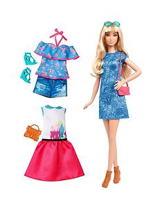 barbie-fashionistasnbsp43-lacey-blue-doll-amp-fashions
