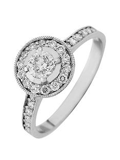 love-diamond-9ctnbspgold-50-point-diamond-halo-engagement-ring