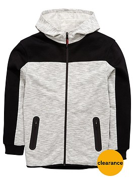v-by-very-boys-colour-block-zip-thru-hoodie