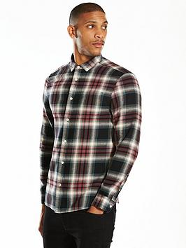 v-by-very-ls-brushed-check-shirt
