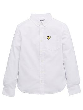 lyle-scott-lyle-amp-scott-long-sleeve-oxford-shirt