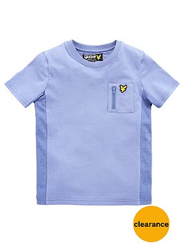 lyle-scott-boys-short-sleeve-zip-pocket-t-shirt
