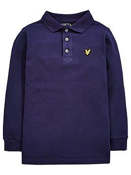 lyle-scott-boys-classic-long-sleeve-polo