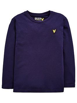 lyle-scott-lyle-amp-scott-long-sleeve-classic-t-shirt