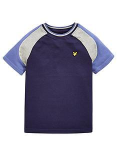 lyle-scott-boys-colour-block-t-shirt