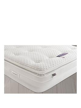 silentnight-mirapocket-jasmine-2000-geltex-pillow-top-mattress-mediumsoft-with-next-day-delivery