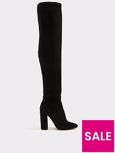 aldo-tenesha-velvet-over-the-knee