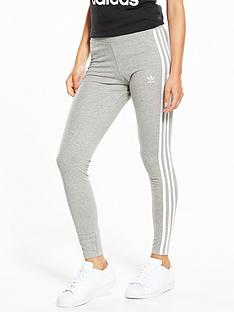 adidas-originals-3-stripe-leggings-medium-grey-heathernbsp
