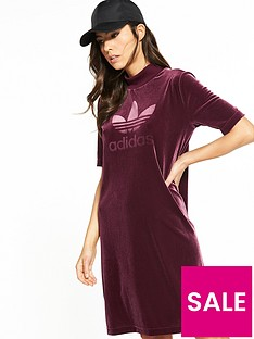 adidas-originals-velvet-vibes-dress-maroonnbsp