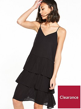 river-island-black-slip-dress