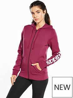 adidas-essentials-linear-full-zip-hoodie-cherrynbsp