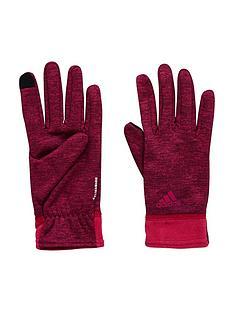adidas-climawarmtrade-fleece-gloves-burgundynbsp