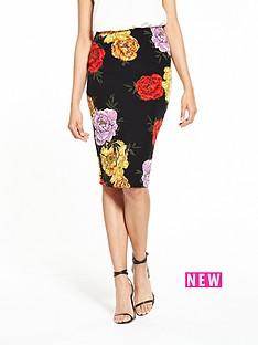 river-island-floral-skirt