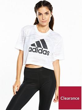 adidas-aeroknit-crop-tee-white
