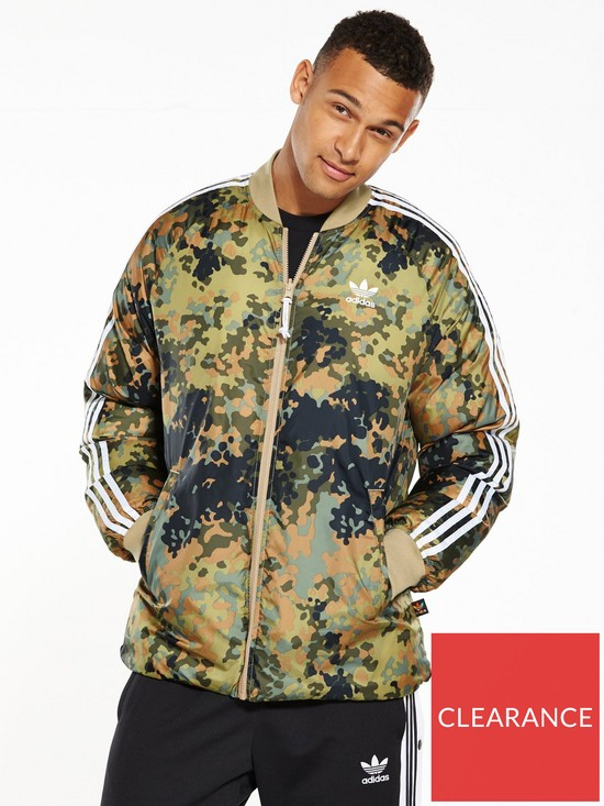 1f4520d933f93 adidas Originals x Pharrell Williams Reversible Winter Jacket