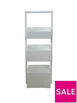 painted-three-tier-bathroom-storage-caddy-white