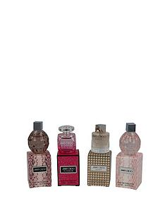 jimmy-choo-4x-45ml-miniature-ladies-fragrance-gift-set