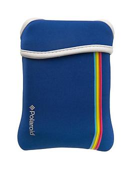 polaroid-neoprene-case-for-polaroid-snap-and-snap-touch-instant-digital-camera-blue