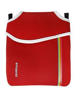 polaroid-neoprene-case-red-for-pic-300