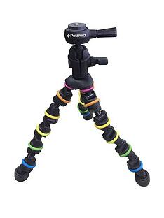 polaroid-snap-wrap-flexi-color-tripod-with-360-rotating-ball-head