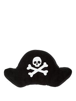 catherine-lansfield-pirate-ship-hat-shaped-cushion
