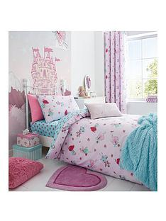 catherine-lansfield-fairies-double-duvet-cover-set