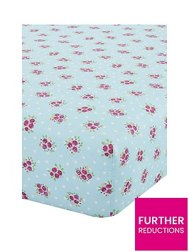 catherine-lansfield-fairies-double-fitted-sheet
