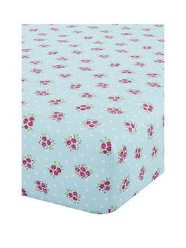 catherine-lansfield-fairies-fitted-sheet