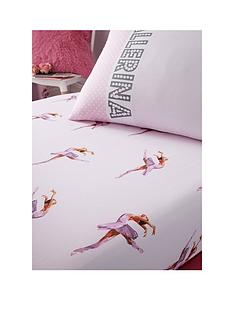 catherine-lansfield-ballerina-single-fitted-sheet