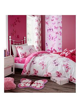 catherine-lansfield-butterfly-double-duvet-covernbspset