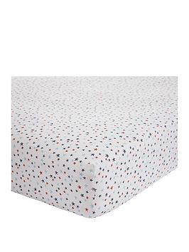 bianca-cottonsoft-star-fitted-sheet