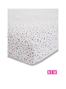 bianca-cottonsoft-star-double-fitted-sheet