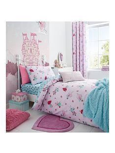 catherine-lansfield-fairies-eyelet-curtains